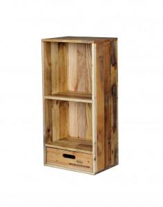 木製カラーボックスCB-3-D