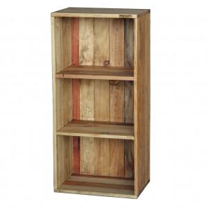 木製カラーボックスCB-3