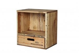 木製カラーボックスCB-1-D