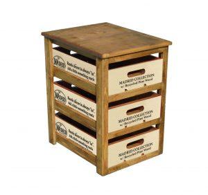 木箱ラック