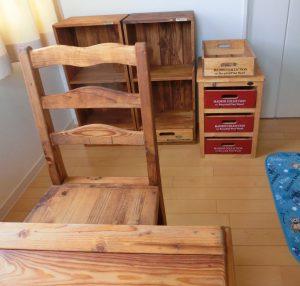 木製 ラック