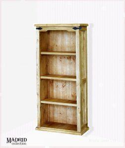 パイン家具本棚2マドリッドコレクション