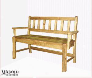 マドリッドコレクションベンチ