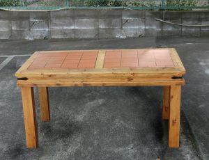マドリッドコレクションテラコッタテーブル